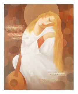 Gentle Soul 2009 Limited Edition Print - Arbe Berberyan