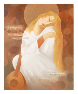 Gentle Soul 2009 Limited Edition Print by Arbe Berberyan