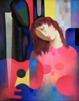 Dreaming 2009 Limited Edition Print - Arbe Berberyan