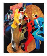 Jazz Club AP 2009 Limited Edition Print by Arbe Berberyan    - 0
