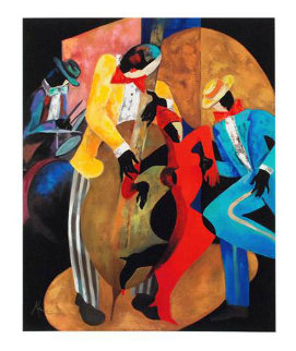 Jazz Club AP 2009 Limited Edition Print by Arbe Berberyan