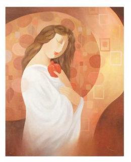 Nurturing 2009 Limited Edition Print by Arbe Berberyan