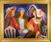 Girls Night Out 2011 Limited Edition Print by Arbe Berberyan    - 1