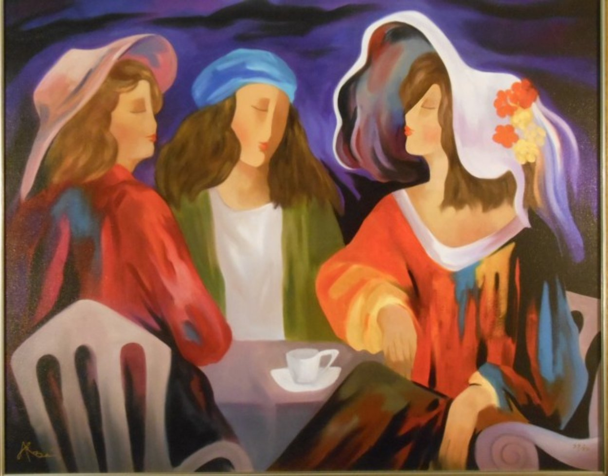 Girls Night Out 2011 Limited Edition Print by Arbe Berberyan