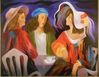 Girls Night Out 2011 Limited Edition Print by Arbe Berberyan    - 0