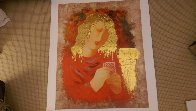 Draw Two 2007 Embellished Limited Edition Print by Arbe Berberyan    - 1