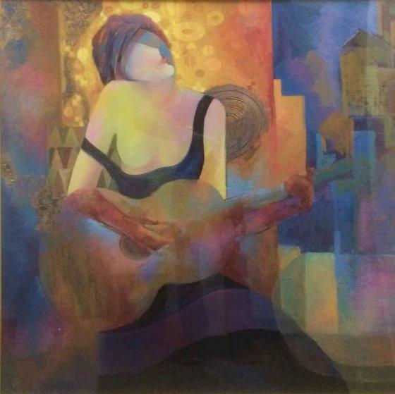 Dreamer's Serenade 1998 Limited Edition Print by Arbe Berberyan