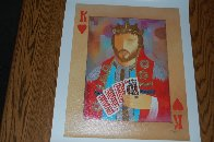 King of Hearts 2009 Limited Edition Print by Arbe Berberyan    - 1