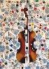 Tubes Et Violin 2002 Limited Edition Print by Arman Arman - 0