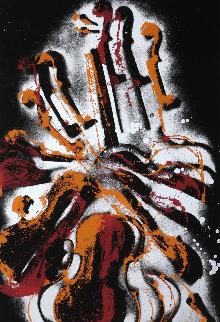 Diabelli Variations, Violin  1980 Limited Edition Print - Arman Arman