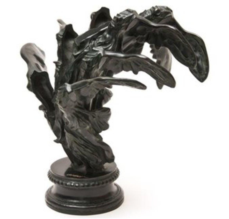 La Victoire De Samothrace Bronze Sculpture 1986 10 in Sculpture by Arman Arman