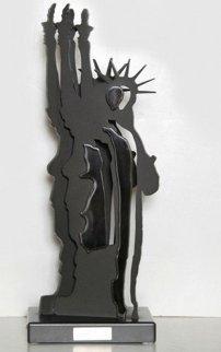 Le Fantome De Liberte Iron Sculpture 2000 21 in Sculpture by Arman Arman