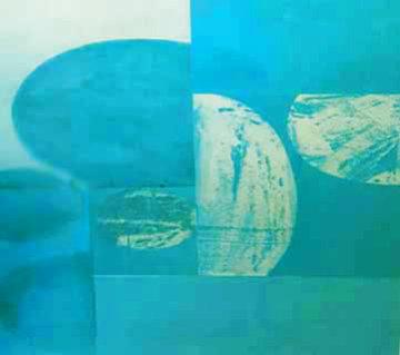 Ellipses 2001 Limited Edition Print - Charles Arthur Arnoldi