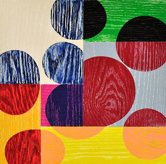 Sequence 2002 Limited Edition Print - Charles Arthur Arnoldi