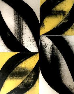 Arcs III 2016 Limited Edition Print - Charles Arthur Arnoldi