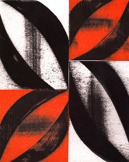 Arcs II 2016 Limited Edition Print by Charles Arthur Arnoldi