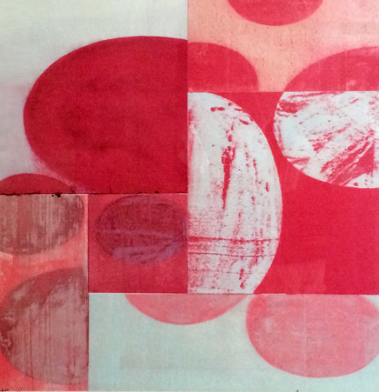 Ellipses 2001 Limited Edition Print by Charles Arthur Arnoldi