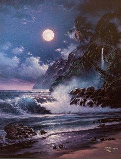 Midnight Paradise Limited Edition Print -  Arozi