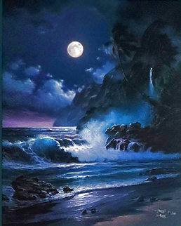 Midnight Paradise 2002 Limited Edition Print -  Arozi