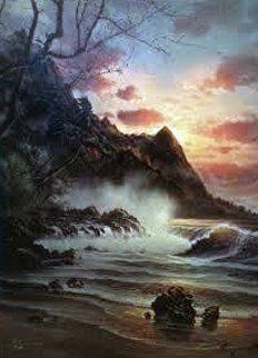 Sunrise Grandeur 2004 Limited Edition Print -  Arozi