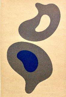 Configuration 1951 Limited Edition Print - Hans Arp