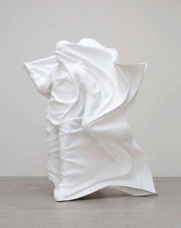 Hollow Man Resin Sculpture 2018 12 in Sculpture by Daniel Arsham