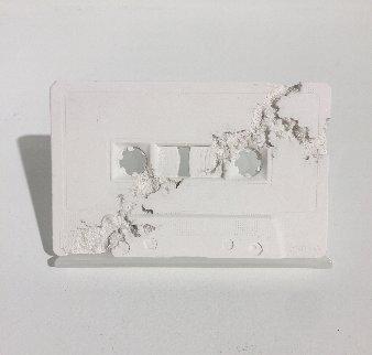 Cassette Tape (Future Relic Fr-04) 2015 Sculpture by Daniel Arsham