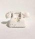 Telephone (Future Relic Fr-05) Sculpture 2016 Sculpture by Daniel Arsham - 1