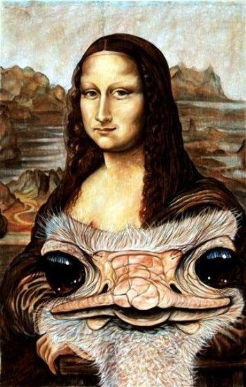 Mystery of Mona AP  Limited Edition Print by D. Arthur Wilson