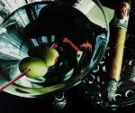 Martini Cigar 2001 Limited Edition Print - Thomas Arvid