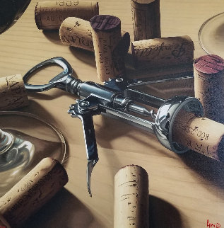 Unplugged 2003 40x40 Limited Edition Print by Thomas Arvid