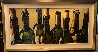 Eight Empties 2004 Limited Edition Print by Thomas Arvid - 2