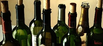 Eight Empties Limited Edition Print - Thomas Arvid