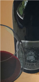 It Stands Alone Silver Oak 2006 Limited Edition Print - Thomas Arvid