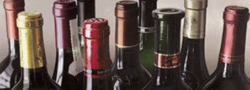 Ten Bottle Collection AP 2000 Limited Edition Print by Thomas Arvid