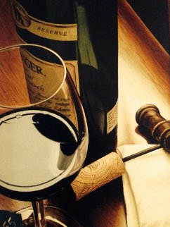 Private Study AP 2004 Limited Edition Print by Thomas Arvid