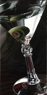 Classic Martini 2001 Limited Edition Print by Thomas Arvid