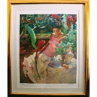 Hawaiian Ginger Limited Edition Print by John Asaro - 4