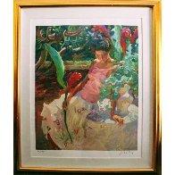 Hawaiian Ginger Limited Edition Print by John Asaro - 3