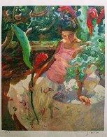 Hawaiian Ginger Limited Edition Print by John Asaro - 2