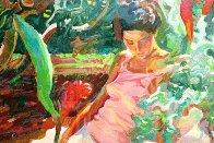 Hawaiian Ginger Limited Edition Print by John Asaro - 1