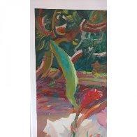 Hawaiian Ginger Limited Edition Print by John Asaro - 8