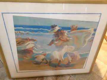 Mediterranean Breeze 1990 Limited Edition Print - John Asaro