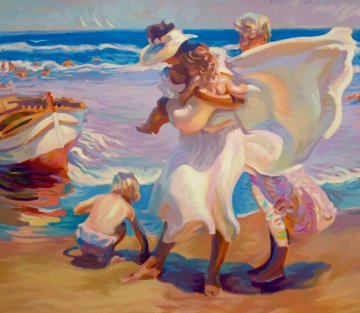 Mediterranean Breeze 1990 Limited Edition Print - John Asaro