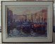 Evening View from the Fish Market PP Limited Edition Print by John Asaro - 1