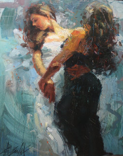 Celebration Embellished 2006 Limited Edition Print - Henry Asencio