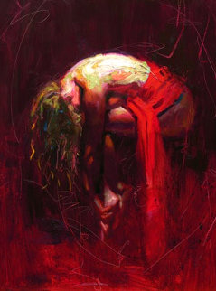 Solace 2008 Limited Edition Print - Henry Asencio
