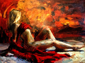 Illumination 2005 Embellished Limited Edition Print - Henry Asencio