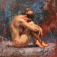 Glory Embellished Limited Edition Print by Henry Asencio - 1