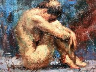 Glory Embellished Limited Edition Print by Henry Asencio - 2